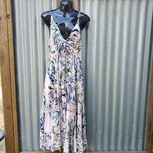 Olivaceous Large dress summer spring maxi large